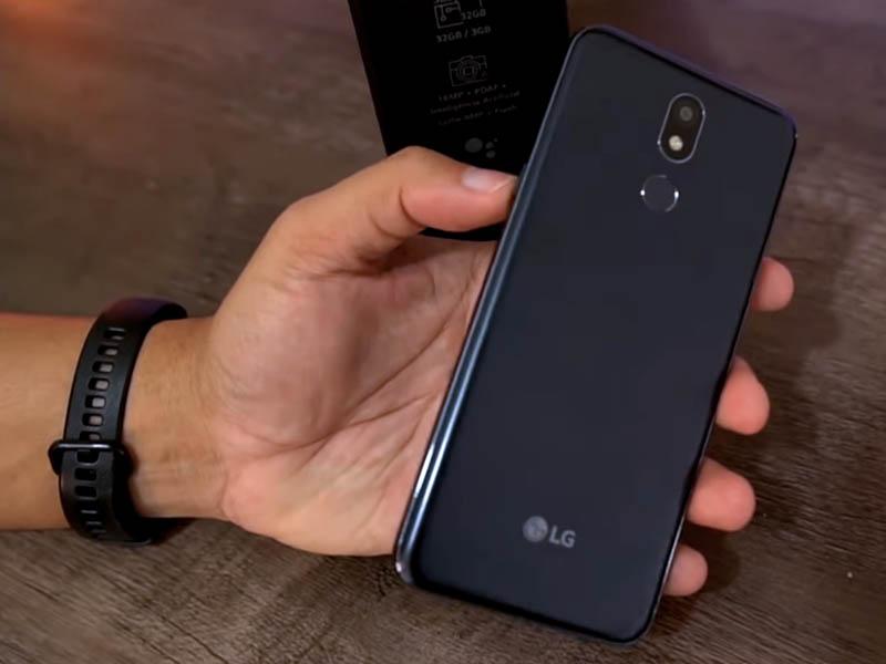 LG K12 Plus